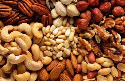 Отравление или передозировка орехами