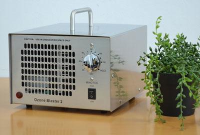 Озонатор воздуха в быту, медицине и на производстве