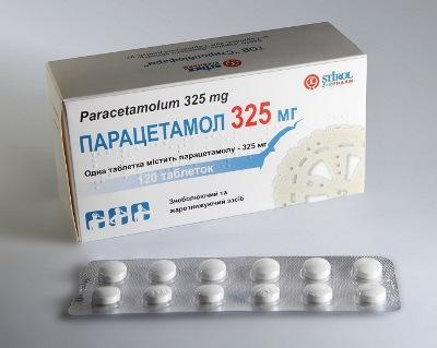 Что делать при отравлении парацетамолом