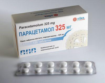 Изображение - Таблетка давления умер paracetamol-2-400x319
