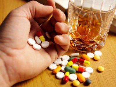 Передозировка медикаментозными препаратами