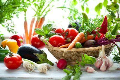 Овощи для питания