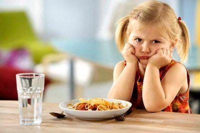 Особенности диеты после отравления у детей
