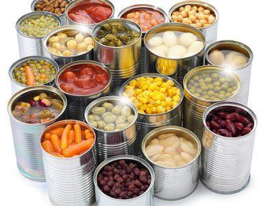 Отравление консервами промышленного и домашнего производства