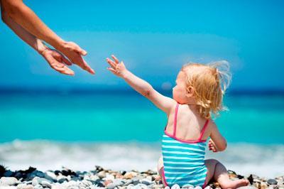 Почему у детей на море бывает рвота
