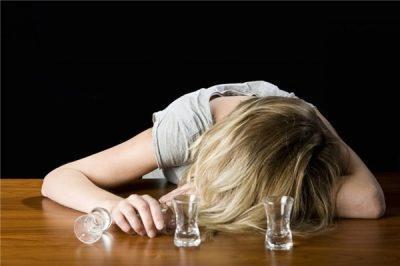 Смертельная доза алкоголя для организма человека