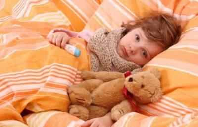 Слабая иммуная система у ребенка