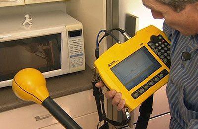Профессиональное измерение радиации