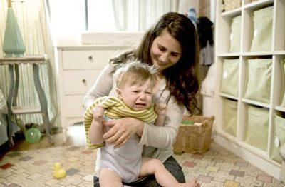 Плачущий ребенок