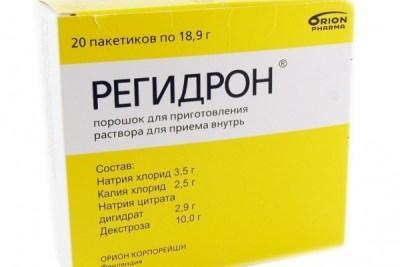 Регидрон для собак, в каких случаях применяют и особенности дозировки