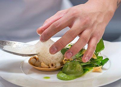 Приготовление блюда