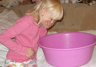 Особенности клинической картины и возможные причины рвоты у ребенка