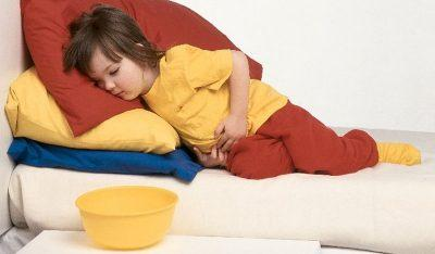 Отравление и рвота у ребенка – причины и неотложная помощь