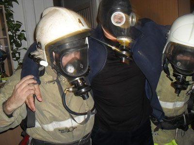 Помощь при отравлении химическими веществами