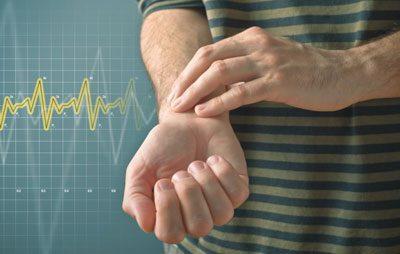 Повышение частоты пульса
