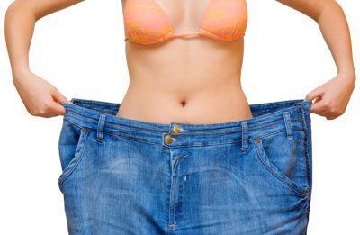 Помогает похудеть