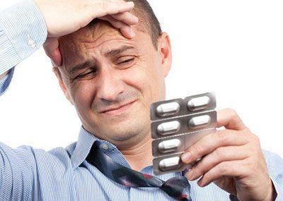 Таблетка от головной боли