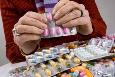 Помощь при отравлении лекарственными препаратами