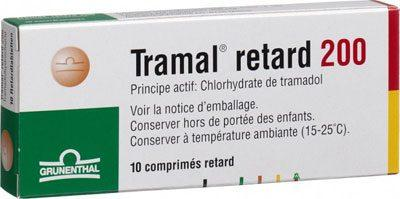 Препарат трамал