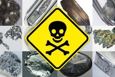 Симптомы и лечение отравления тяжелыми металлами