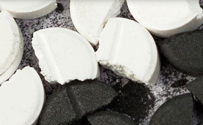 Как правильно использовать белый и активированный уголь при похмелье