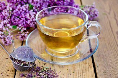 Чай с душицей