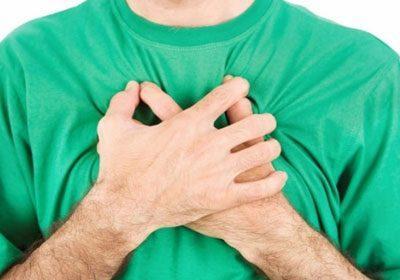 Затруднение дыхания
