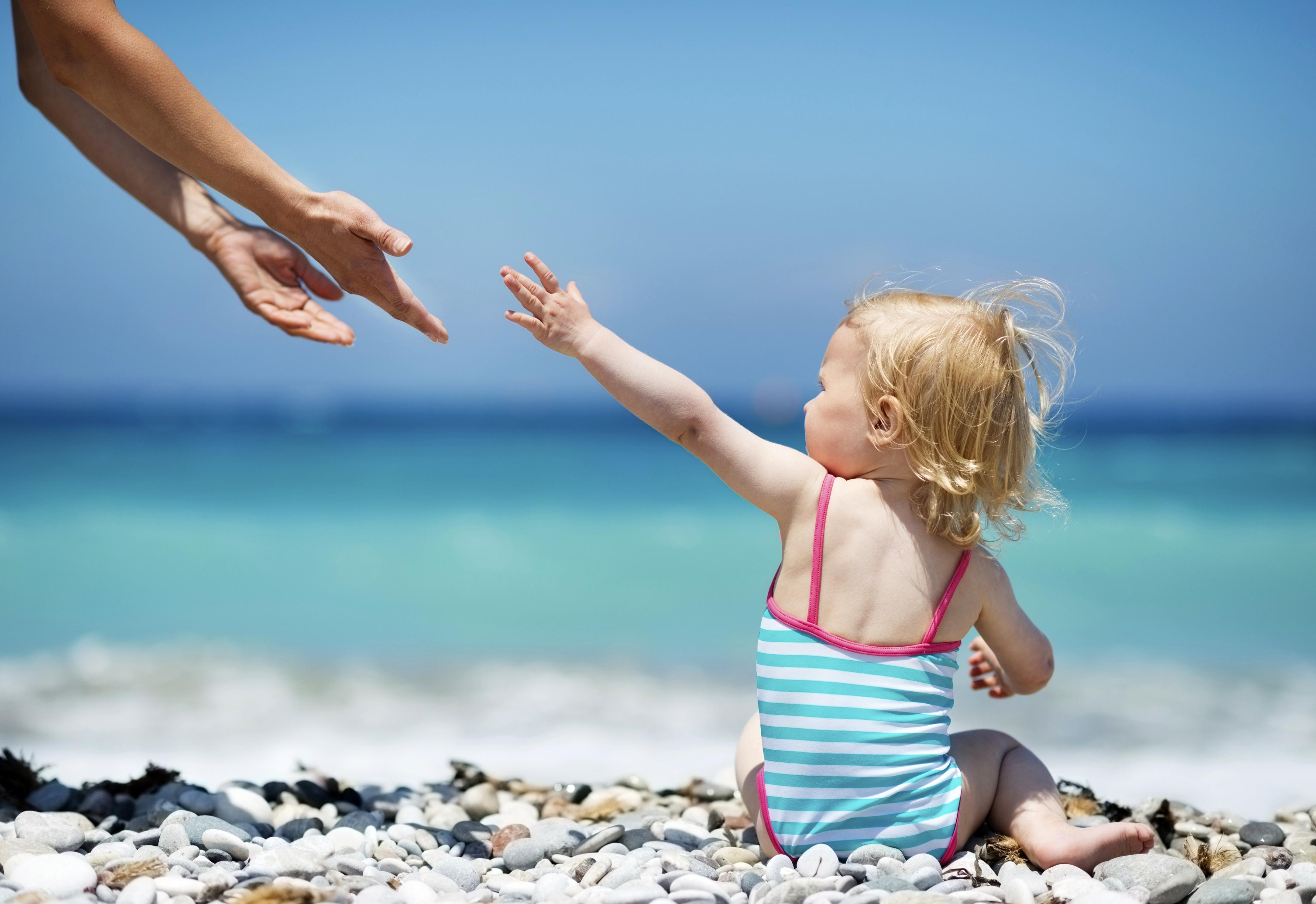 Как уберечь ребенка от ротавируса на море