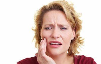 Боль при выпадении пломбы