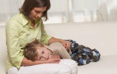 Плохое самочувствие у ребенка