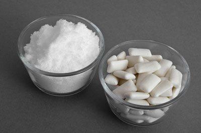 Ксилит и сахар
