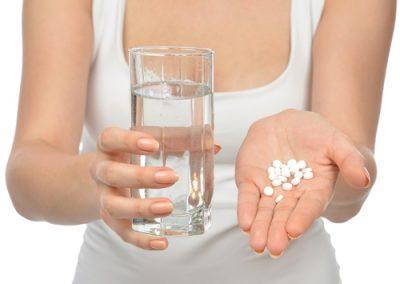Употребление аспирина