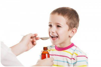 Употребление нурофена для детей