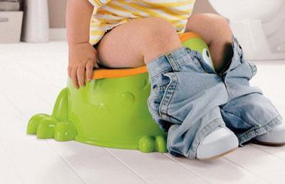 Почему у ребенка бывает зеленый понос