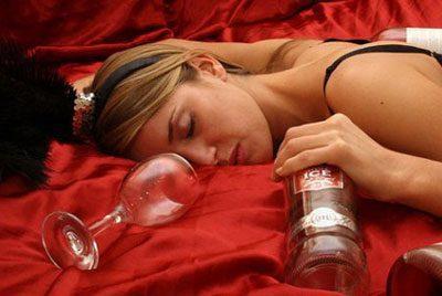 Что делать если перебрал с алкоголем и при перепое